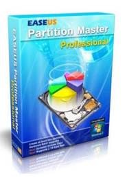 EASEUS Partition Master Home Edition