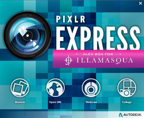 PIXLR epress