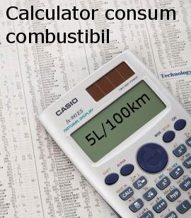 calculator consum combustibil