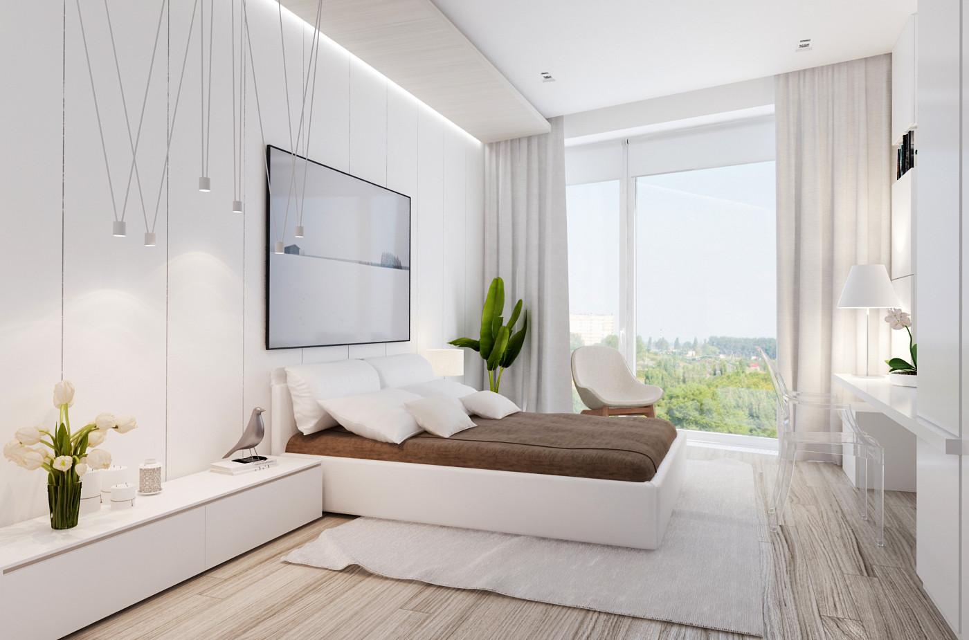 Un apartament cu 3 camere de vis testat n rom nia for Ideas para dormitorios de matrimonio