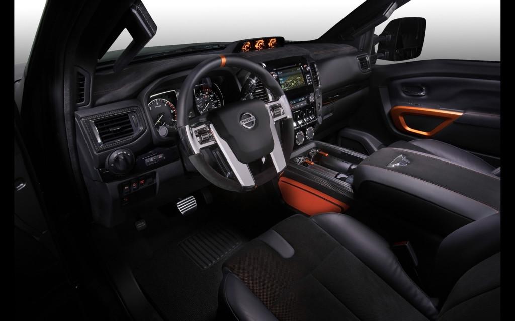 Numele spune tot: Nissan TITAN Warrior Concept - Testat în ...