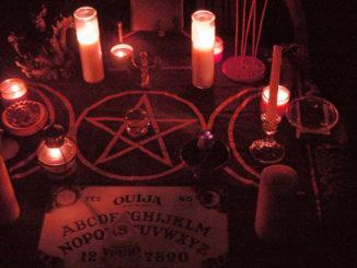Satanic Altar 12