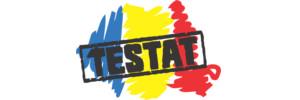 Testat în România
