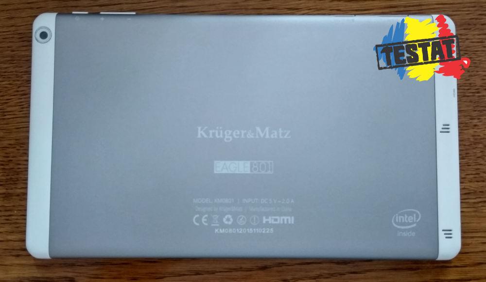 Tableta Krüger & Matz Eagle 801