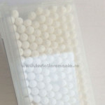 LEONEX Cotton&White – betisoare igenice 200 buc.