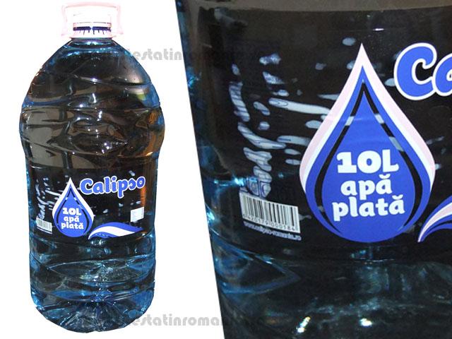 Calipso – apa plata de 10 litri si 5 litri