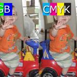 RGB vs. CMYK intr-o explicatie simpla