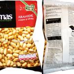 Arahide Elmas 300 grame – coapte si sarate