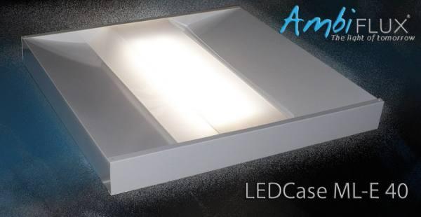 Corp casetat cu tuburi fluorescente vs. cu LED-uri