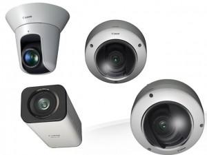 Camerele de supraveghere Full HD de la Canon
