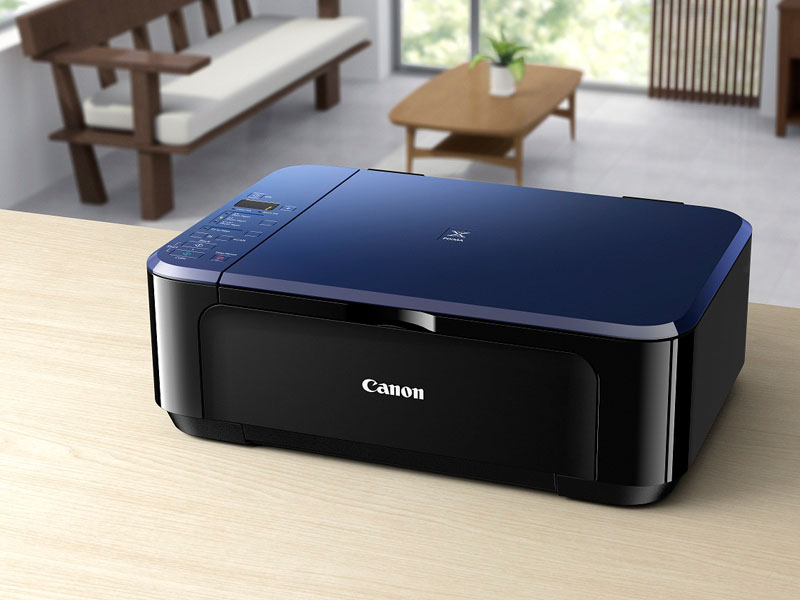 PIXMA E514 o noua imprimanta cu un consum redus de cerneala