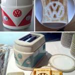Prajitor de felii de paine Volkswagen