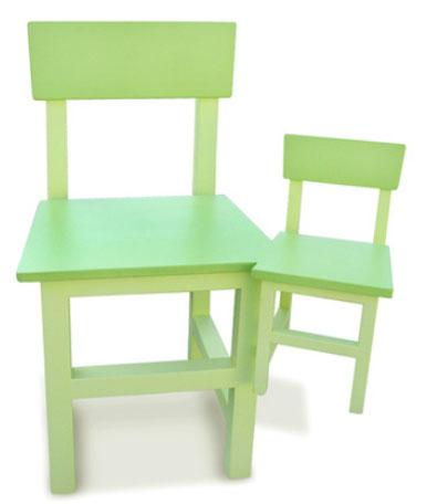 scaun mare lipit de mic