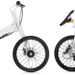 IFmove – bicicleta care se pliaza perfect