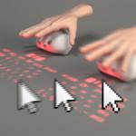 Conceptul S.F. a devenit realitate: tastatura virtuala