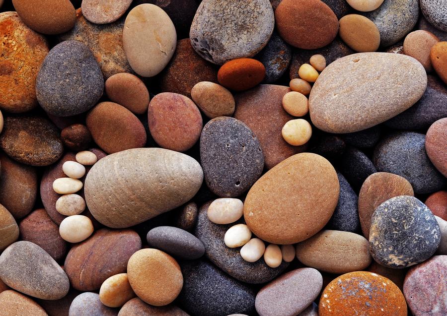 picioare realizate din pietre