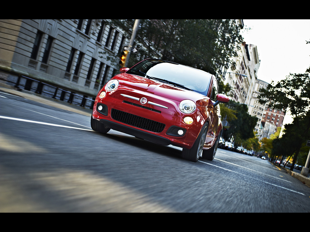 Fiat 500 Dr. Dre