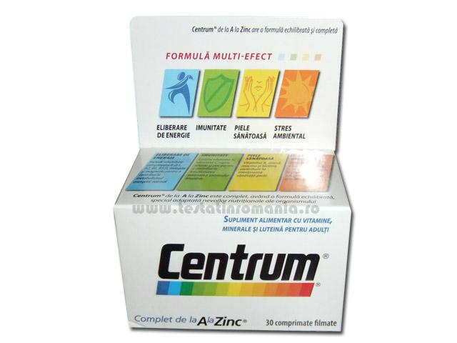 Vitaminele Centrum – îți dau energia care-ți lipsește!