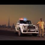 Mercedes-Benz B63S cu 700 CP pentru Poliţia din Dubai