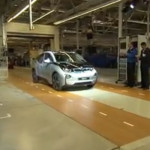 În octombrie a început producţia lui BMW i3