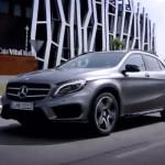 Noul GLA de la Mercedes-Benz