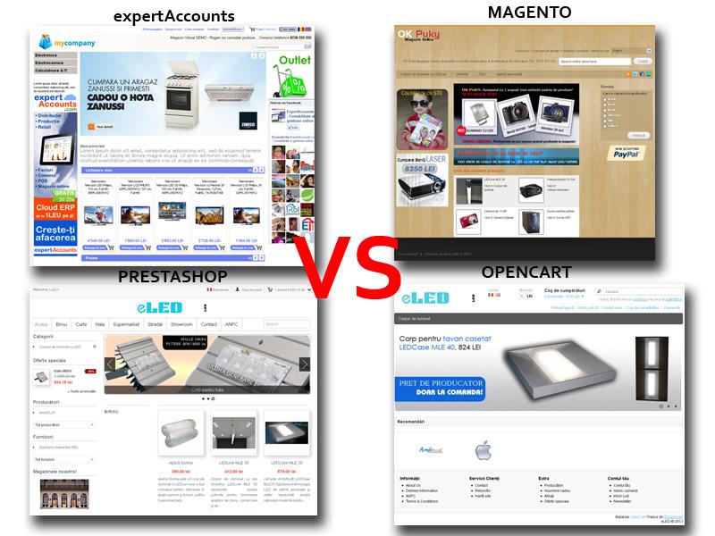 magazine online prestashop expertAccounts magento opencart