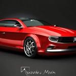 2014 Dacia 1300 Concept – realizat de Maris Alexandru Bogdan