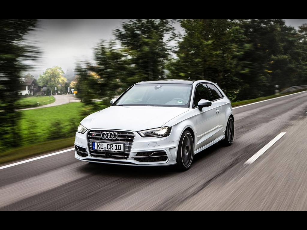 ABT Audi S3 2013 – cel mai puternic motor de 2 litri de la Audi!