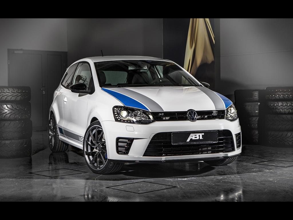 ABT Volkswagen Polo R WRC