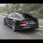 ABT Audi RS7 2014 – limitat la 300 km/h din motive de siguranta!