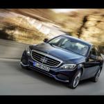Mercedes-Benz C-Class 2014 – seamana din spate cu clasa S!