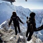 """Locul unde poți """"pluti"""" deasupra Alpilor francezi!"""