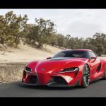 Toyota FT-1 – Concept un design rupt din alt viitor!