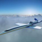 Spike S-512 Supersonic Business Jet zboară în medie cu 1770 km/h