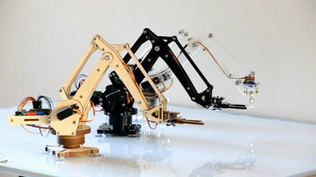 robot industrial pentru acasa