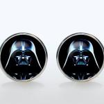 Butonii pentru cămașă Darth Vader
