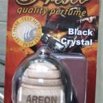 Areon Fresco Black Crystal – parfum pentru autoturism