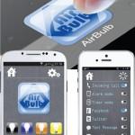 Bec cu LED cu pornire wireless și cu difuzor Bluetooth