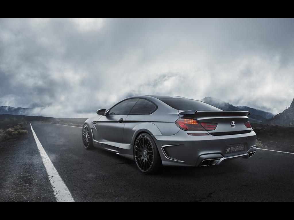 Specialistul Hamann ne propune un BMW M6 mai agresiv ca niciodată!