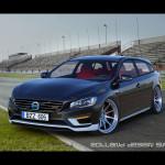 Zolland Design Volvo V60 V8 Concept 2013 – cel mai frumos Volvo V60!