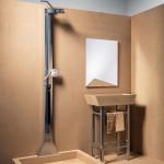 Chivetă și duș – 2în1