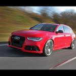 """HPerformance Audi RS6 AS sau cum să """"umilești"""" un Lamborghini?"""