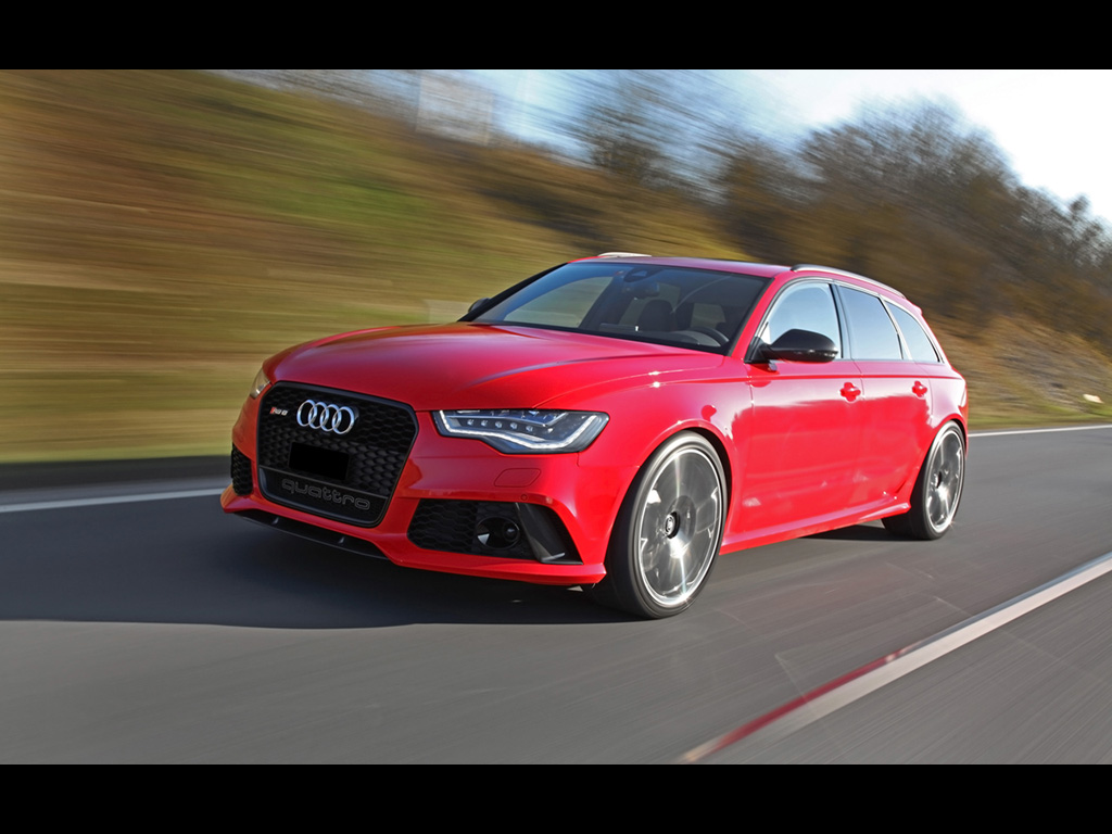 Audi RS6 700 cp