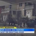 Un jucător de Call of Duty a chemat în viața reală echipa SWAT