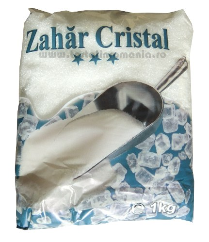 zahar ieftin cristal