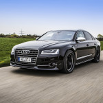 Audi S8 modificat de ABT pentru performanță de TOP
