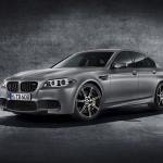 """BMW M5 a împlinit 30 de ani și """"sărbatorește cu o herghelie de 600 CP"""""""