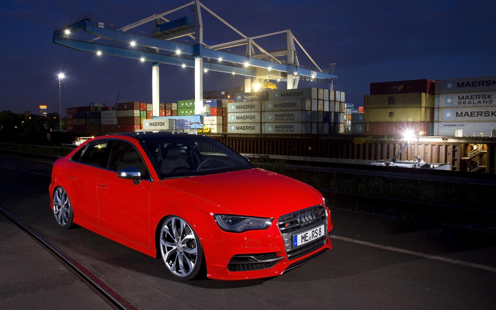 Audi S3 Limo modificată de SR Performance