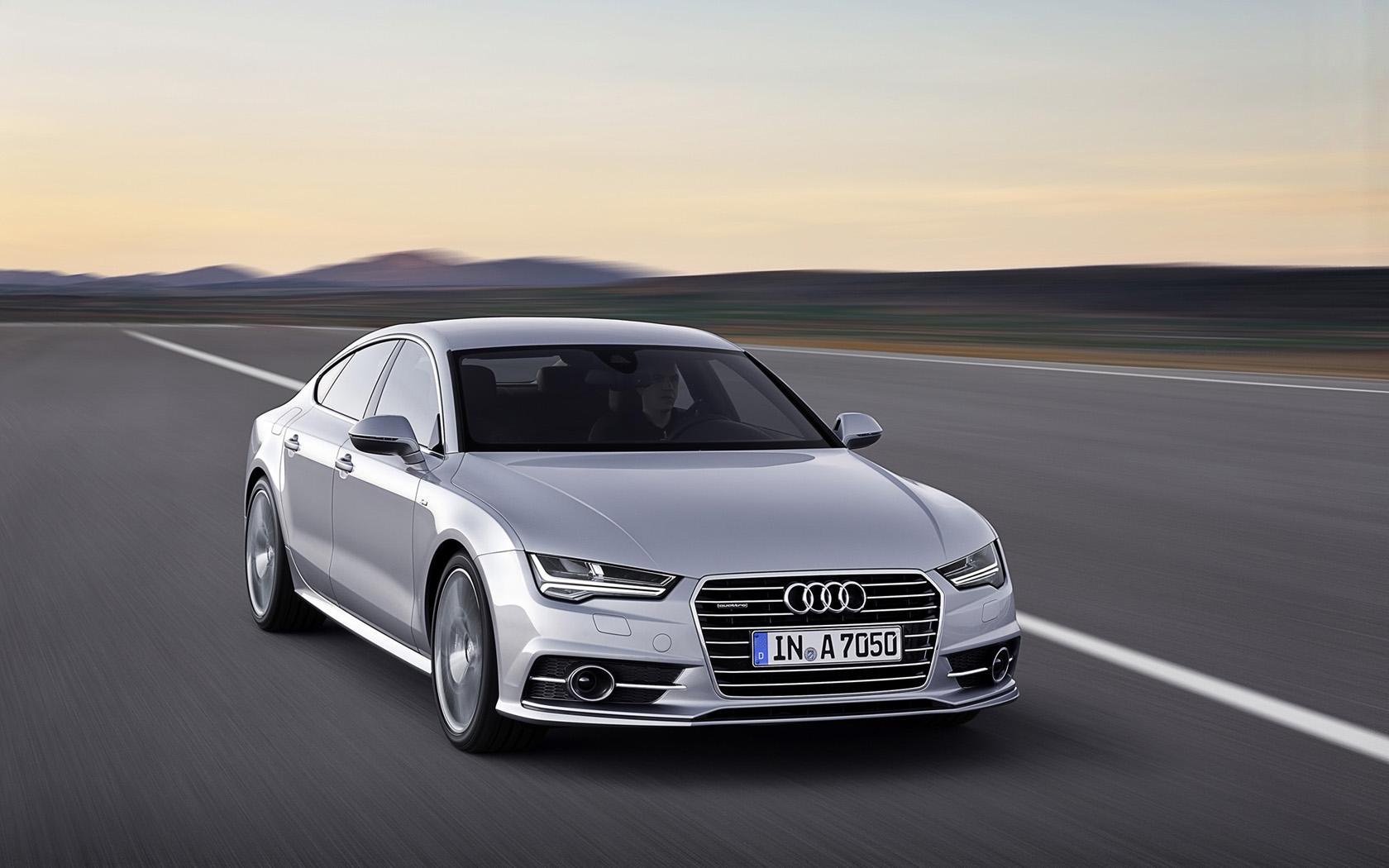 Audi A7 Sportback are un nou partener, nVidia!