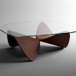 O masă simplă, dar pentru vremuri sofisticate!
